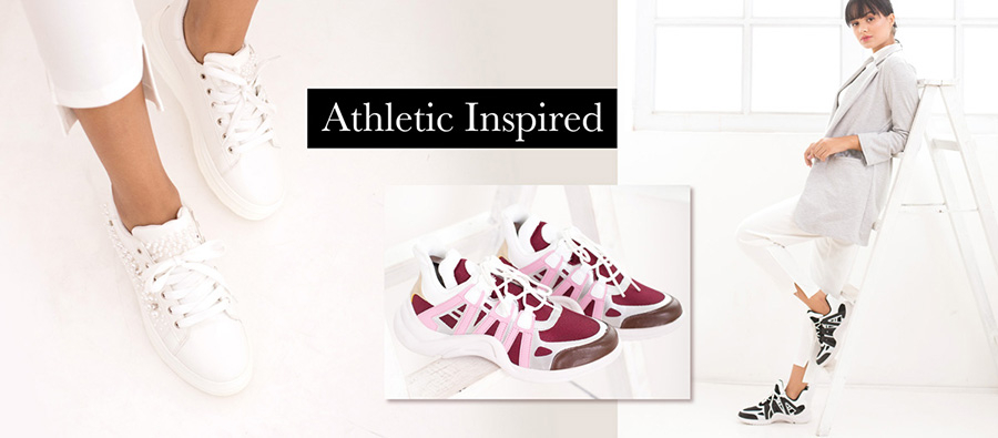 Athletic Inspired